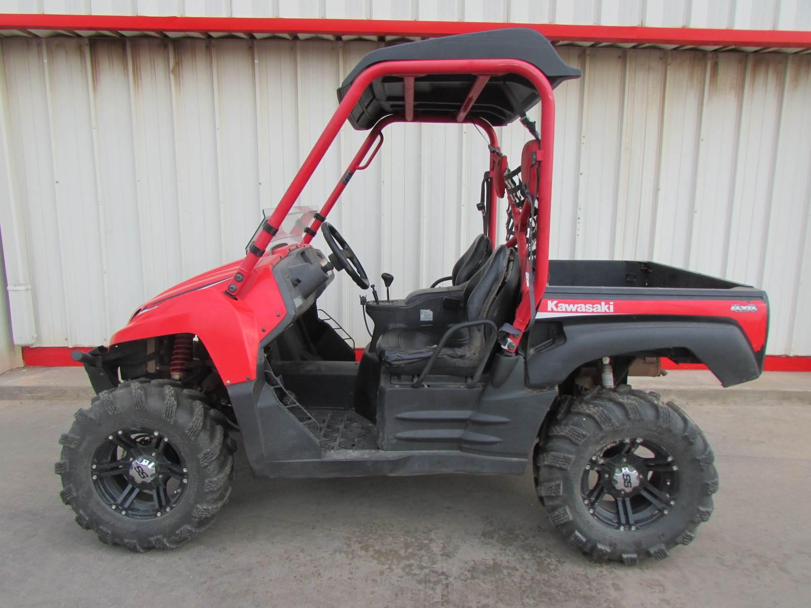 Used 2008 Kawasaki Teryx™ 750 4x4 Utility Vehicles in Wichita Falls, TX