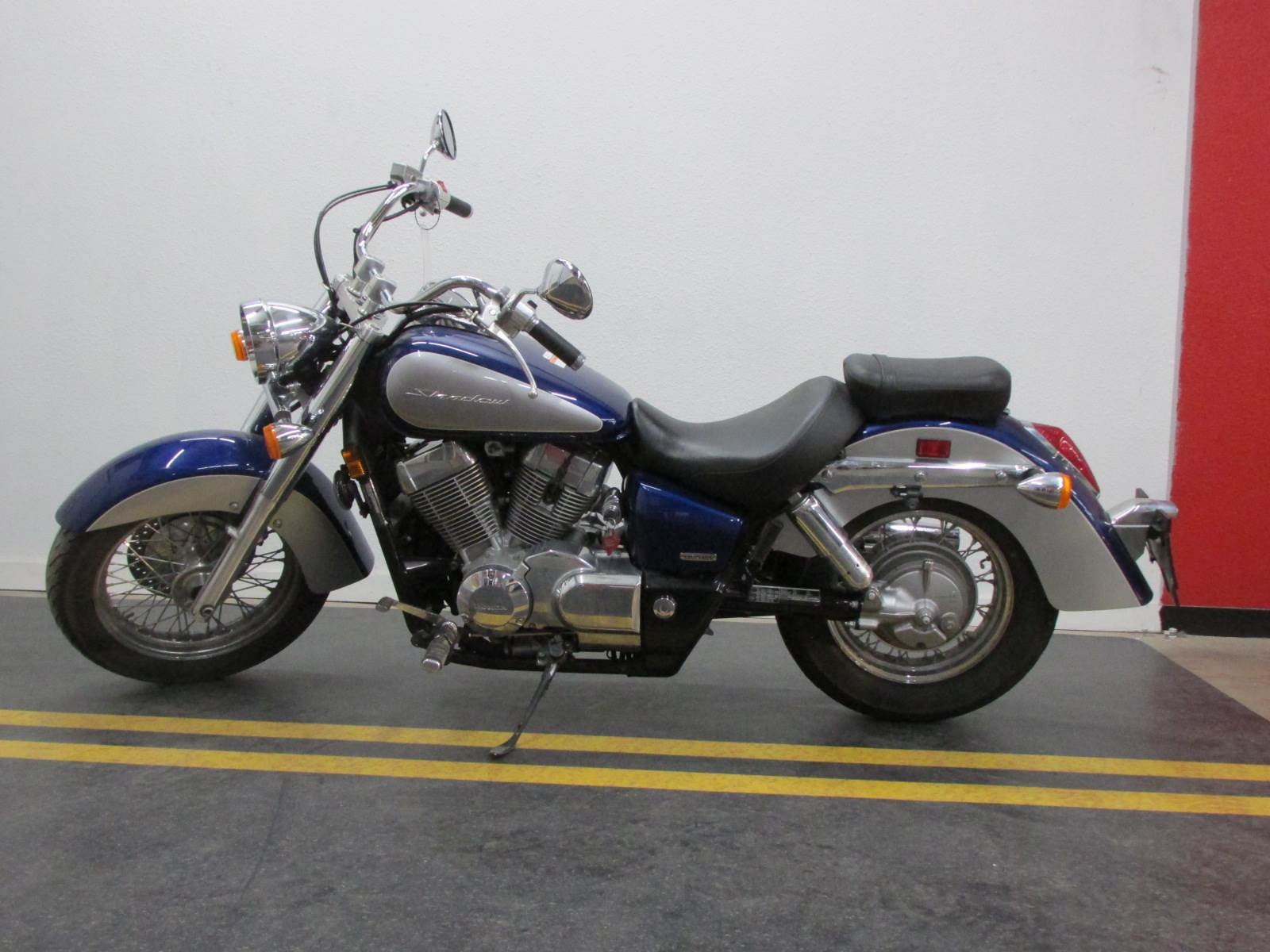 2009 Honda Shadow Aero® in Wichita Falls, Texas