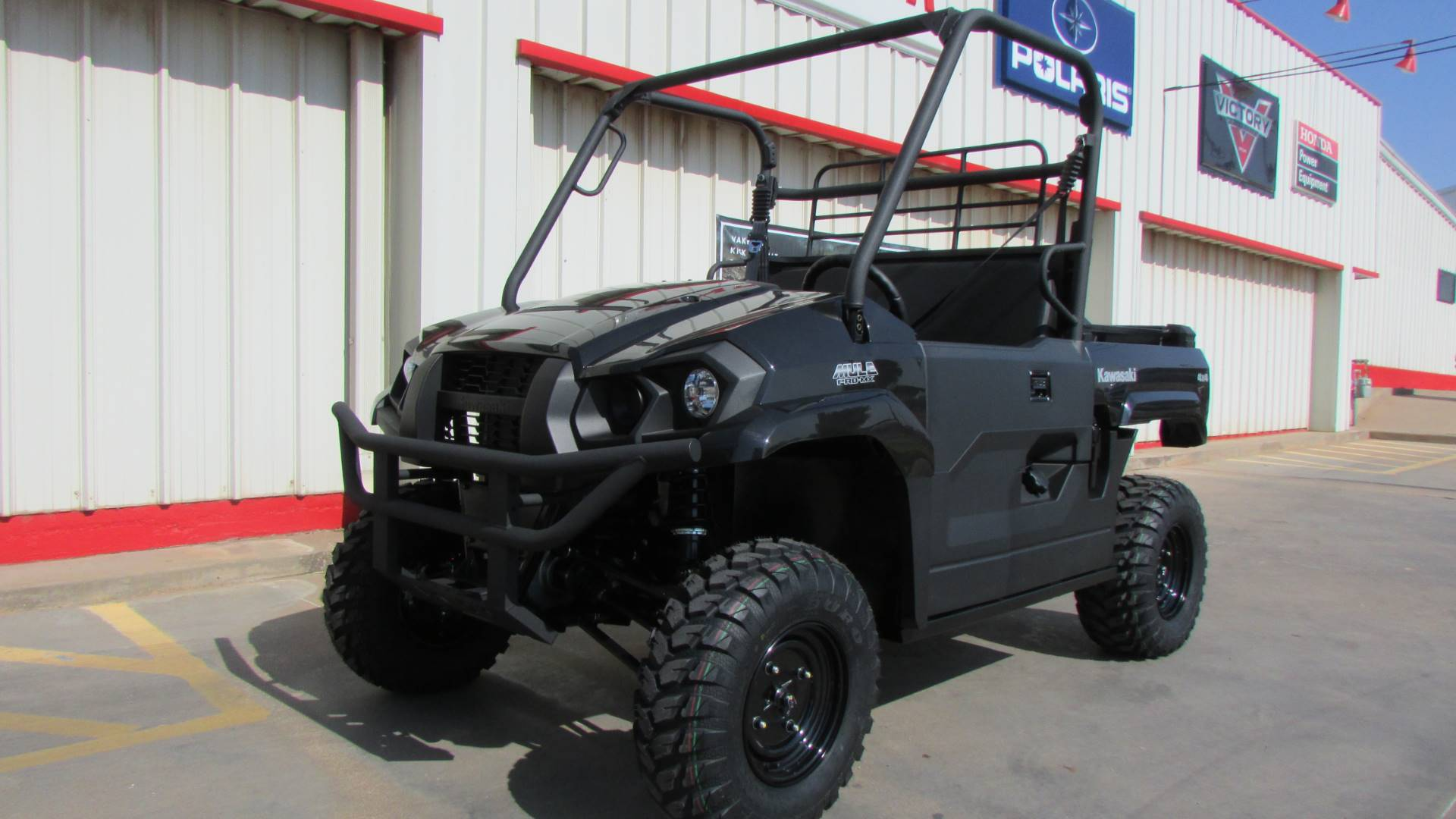 2021 Kawasaki Mule PRO-MX in Wichita Falls, Texas - Photo 8