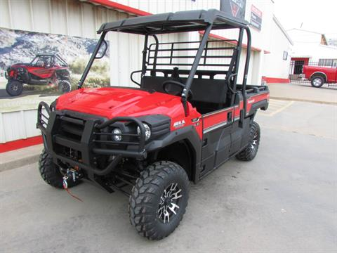 2019 Kawasaki Mule PRO-FX EPS LE in Wichita Falls, Texas - Photo 2