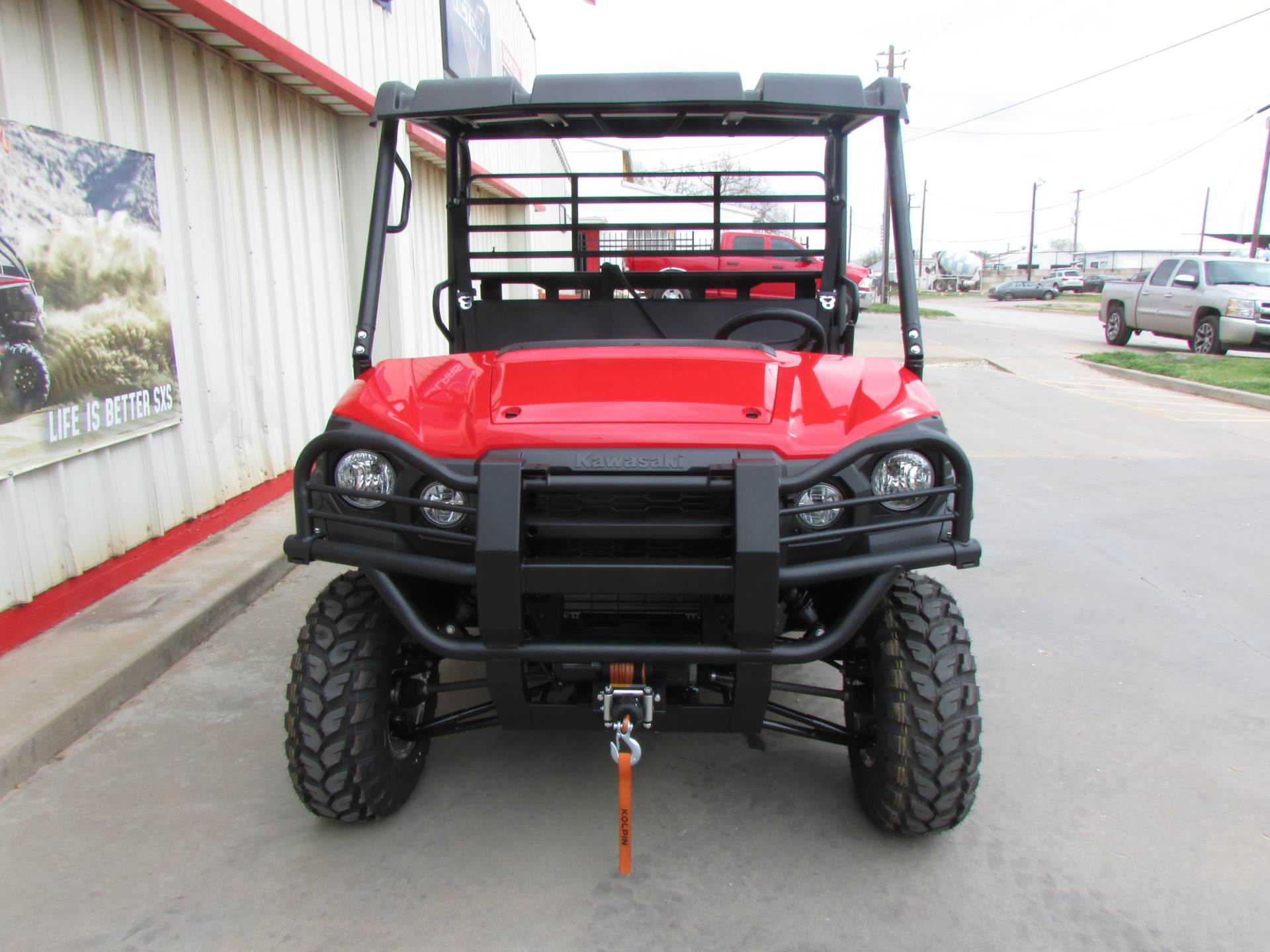 2019 Kawasaki Mule PRO-FX EPS LE in Wichita Falls, Texas - Photo 4