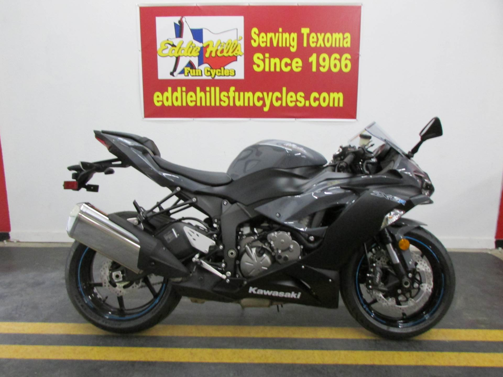 2019 Kawasaki NINJA ZX-6R for sale 5586