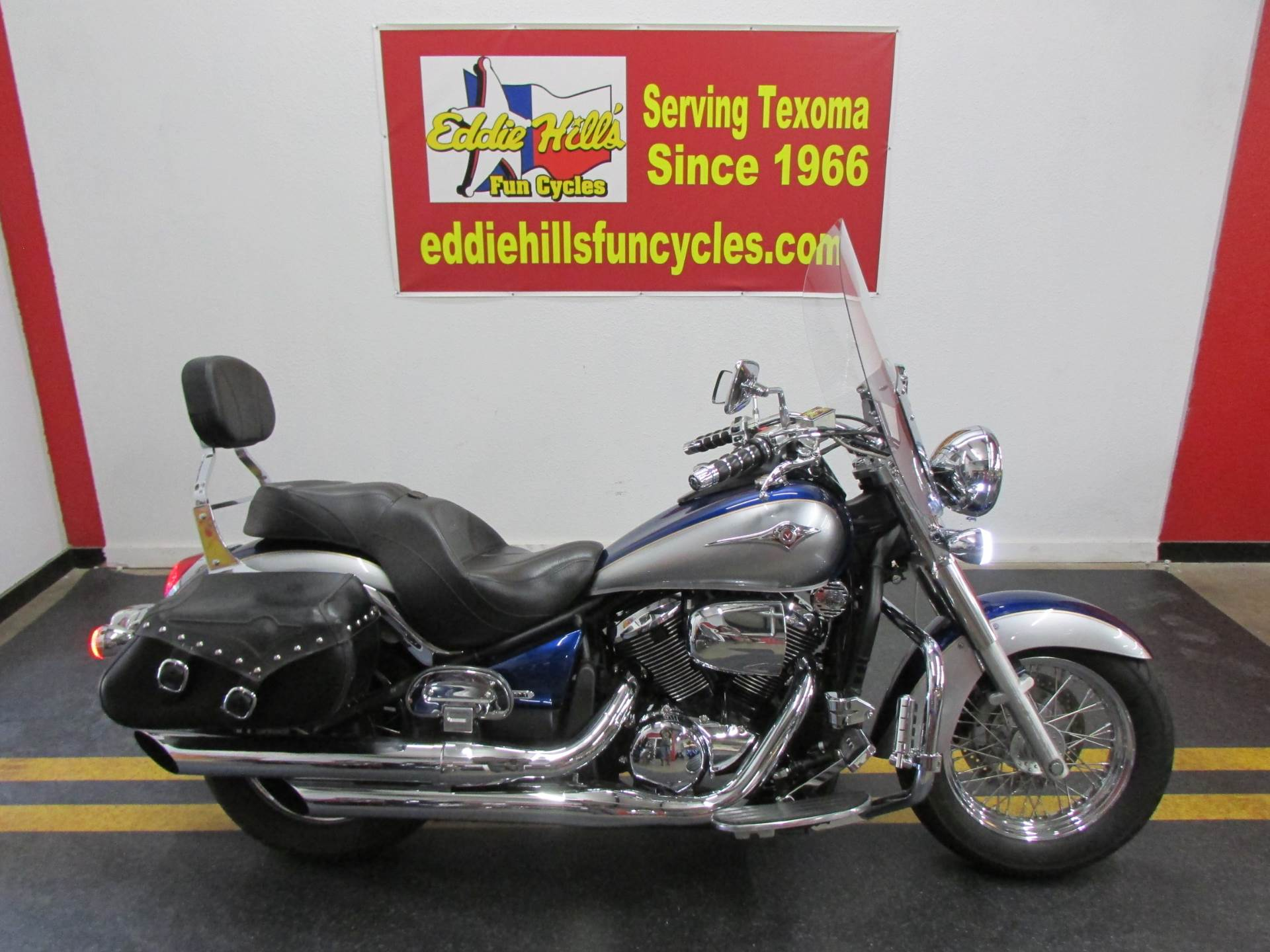2008 Kawasaki Vulcan® 900 Classic LT in Wichita Falls, Texas - Photo 4