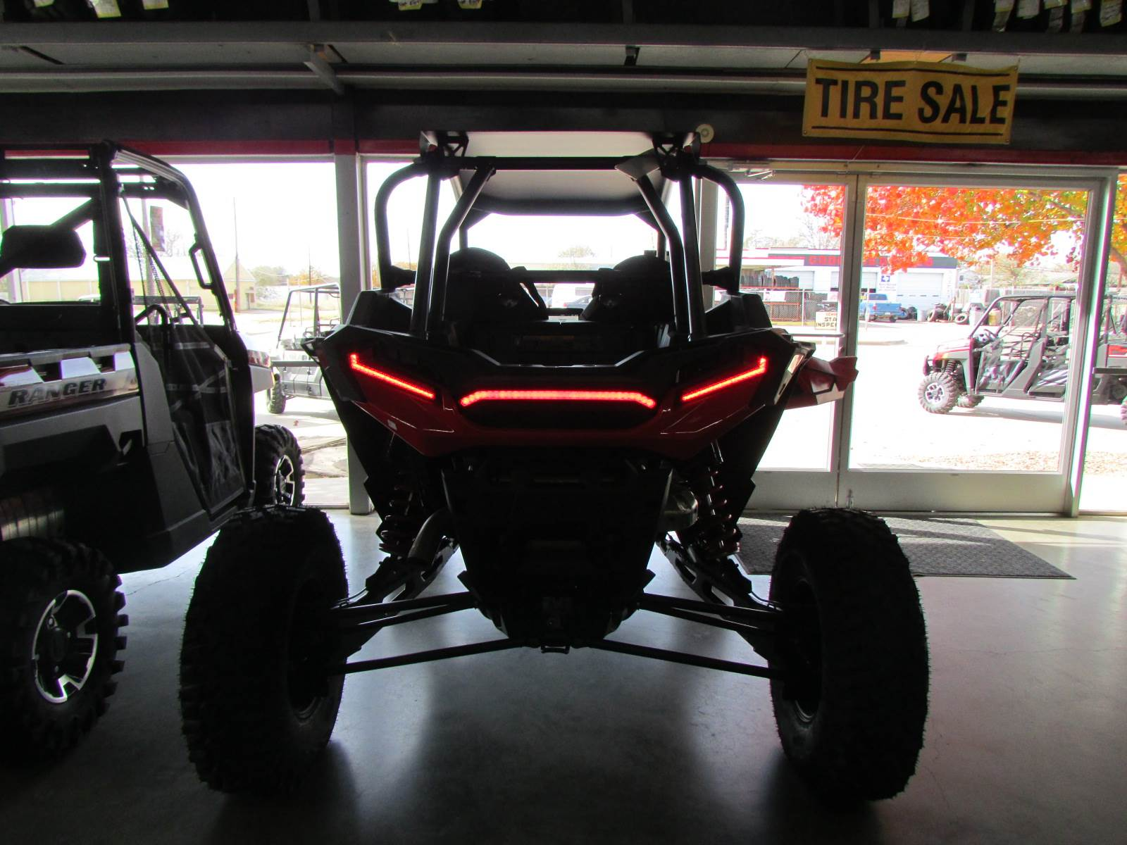2018 Polaris RZR XP Turbo S in Wichita Falls, Texas