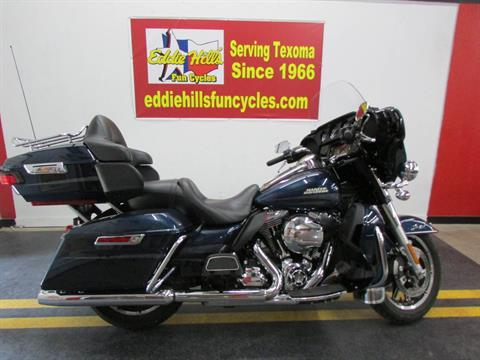 2016 Harley-Davidson Ultra Limited in Wichita Falls, Texas