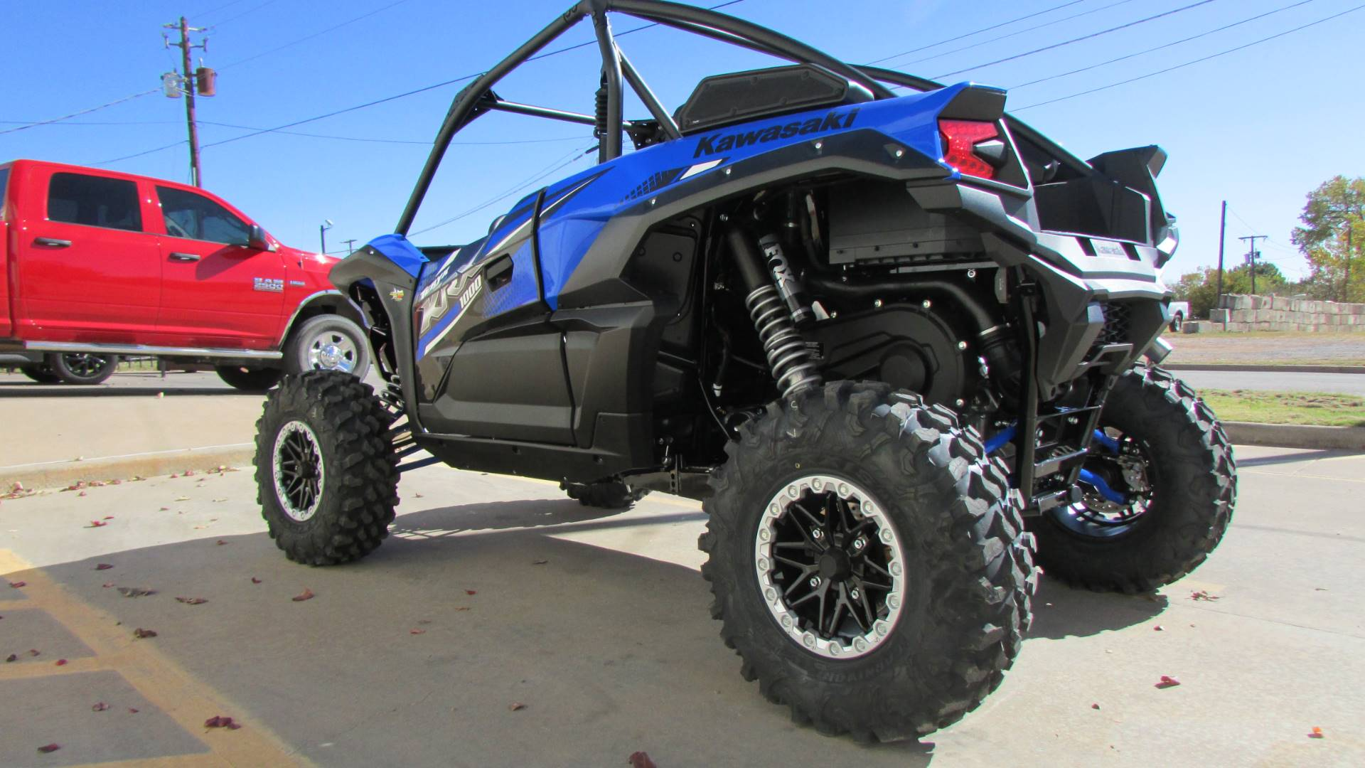 2021 Kawasaki Teryx KRX 1000 in Wichita Falls, Texas - Photo 6