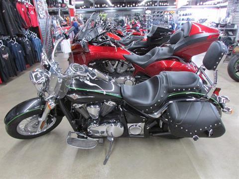 2015 Kawasaki Vulcan® 900 Classic LT in Wichita Falls, Texas