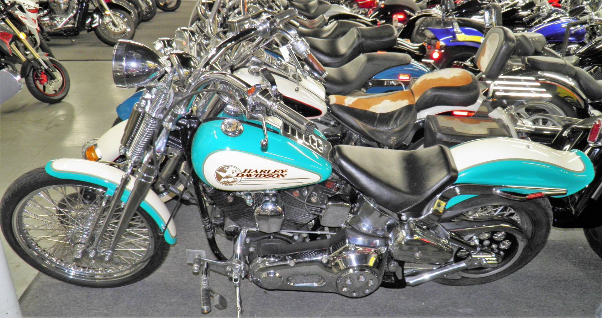1992 Harley-Davidson SPRINGER SOFTAIL in Oakdale, New York - Photo 1