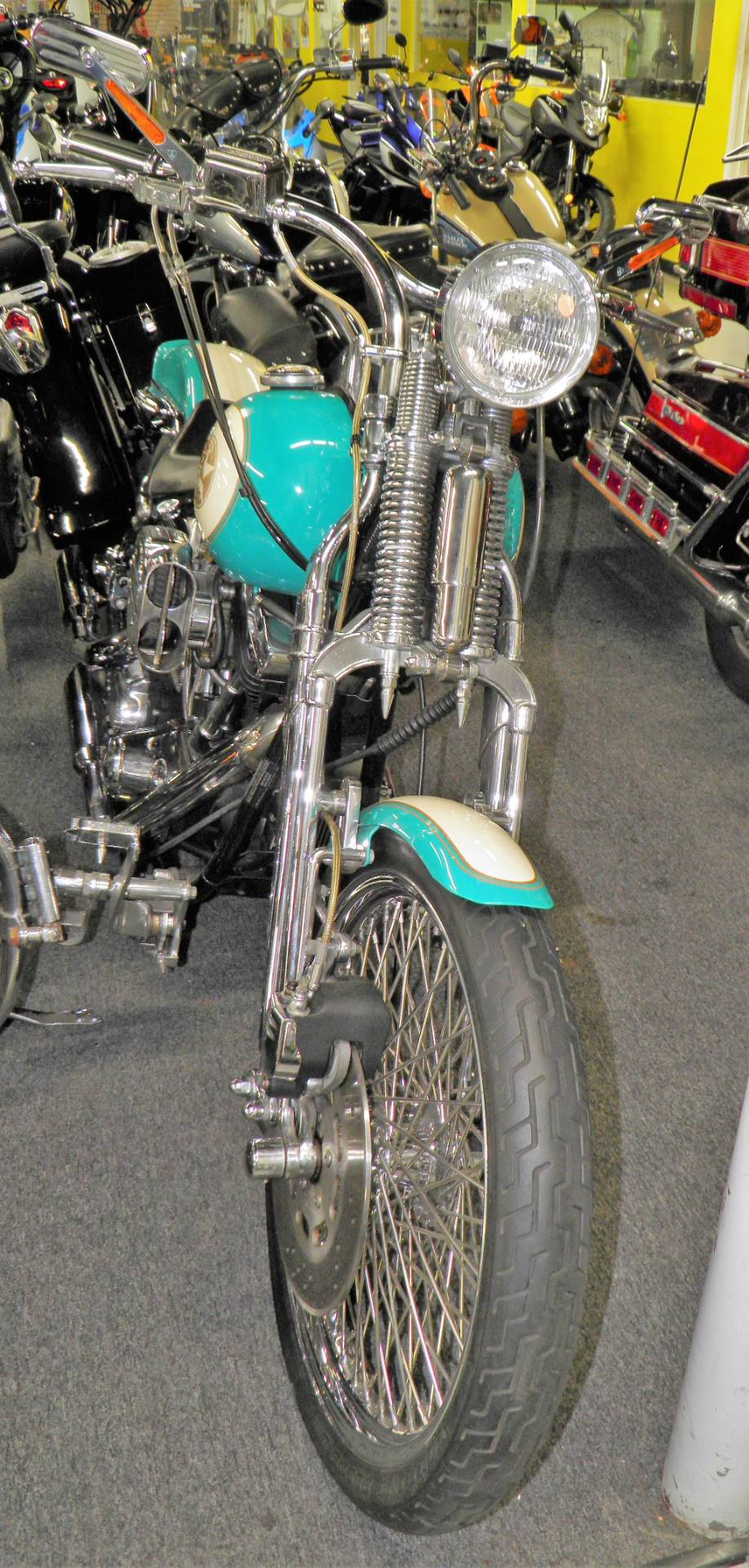 1992 Harley-Davidson SPRINGER SOFTAIL in Oakdale, New York - Photo 2