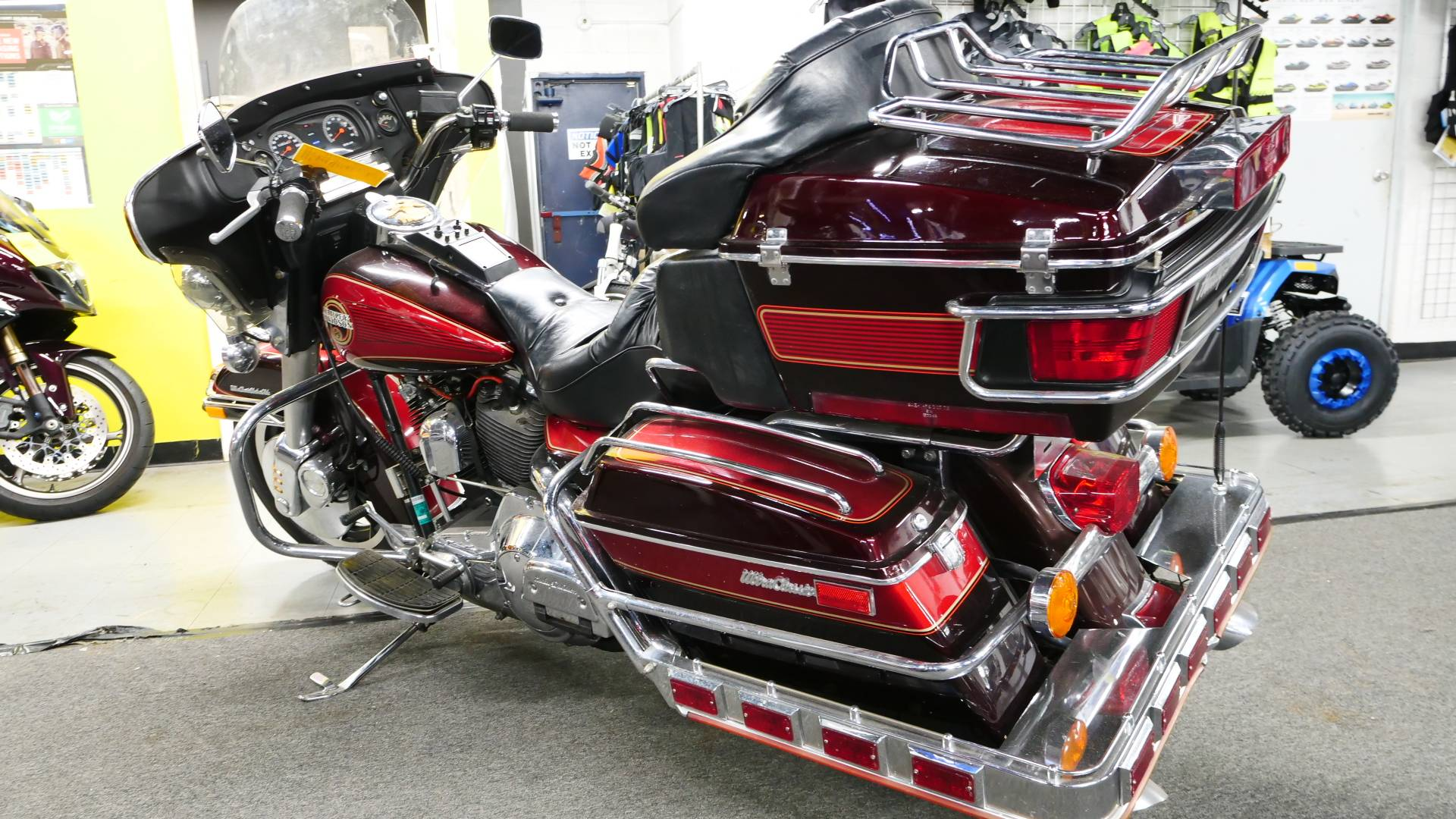 1990 Harley-Davidson ELECTRA GLIDE in Oakdale, New York - Photo 4