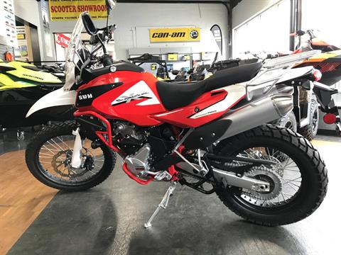2019 SWM Motorcycles SD 650 X in Oakdale, New York - Photo 1