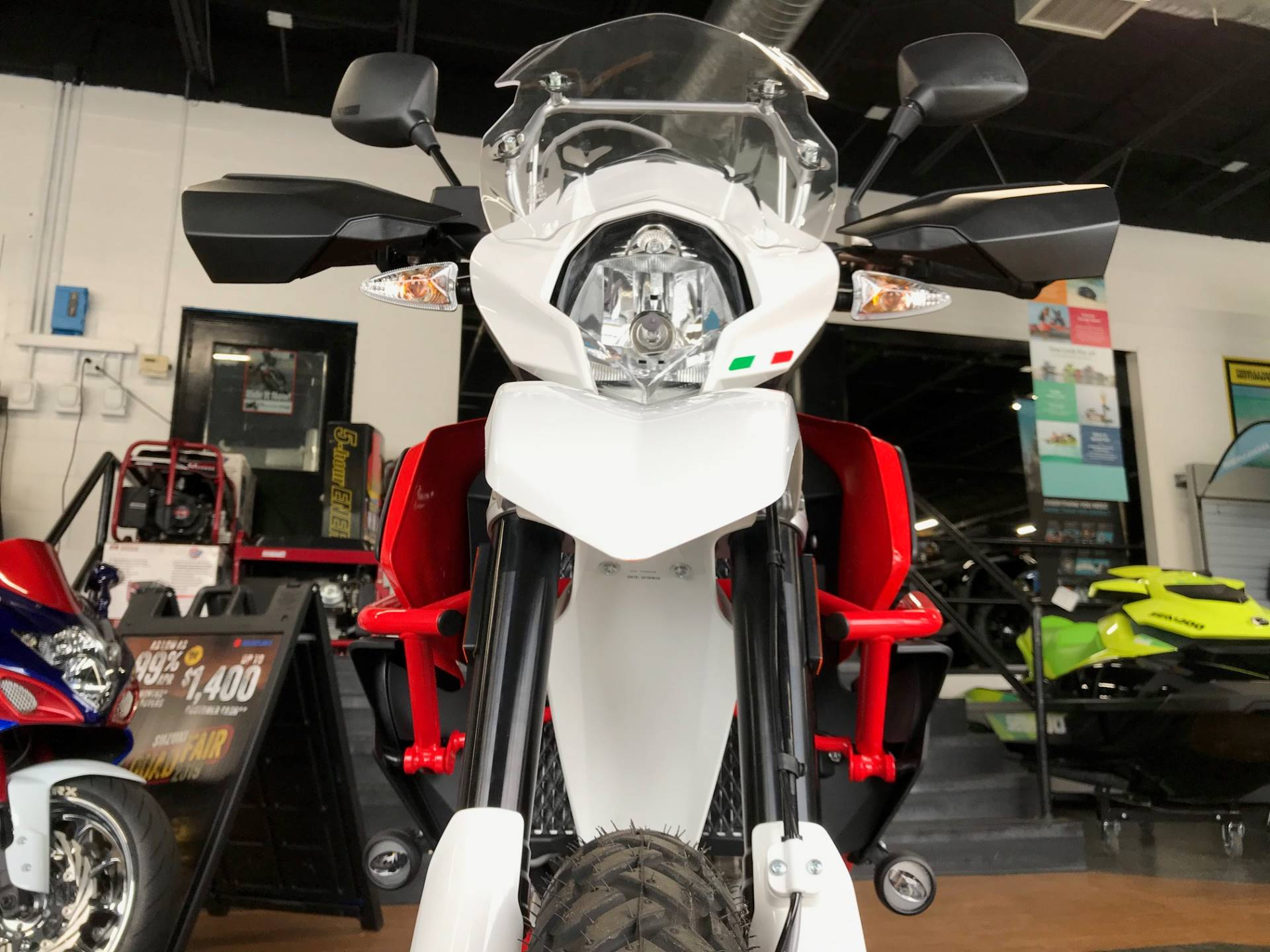 2019 SWM Motorcycles SD 650 X in Oakdale, New York - Photo 17