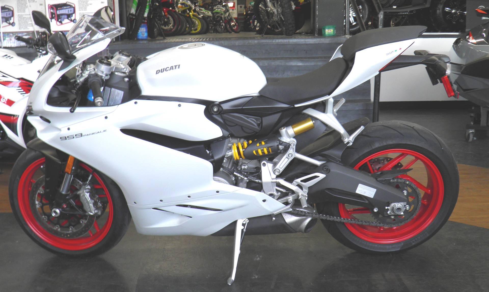 2016 Ducati 959 Panigale in Oakdale, New York