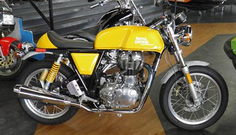 2014 Royal Enfield Continental GT Café Racer in Oakdale, New York