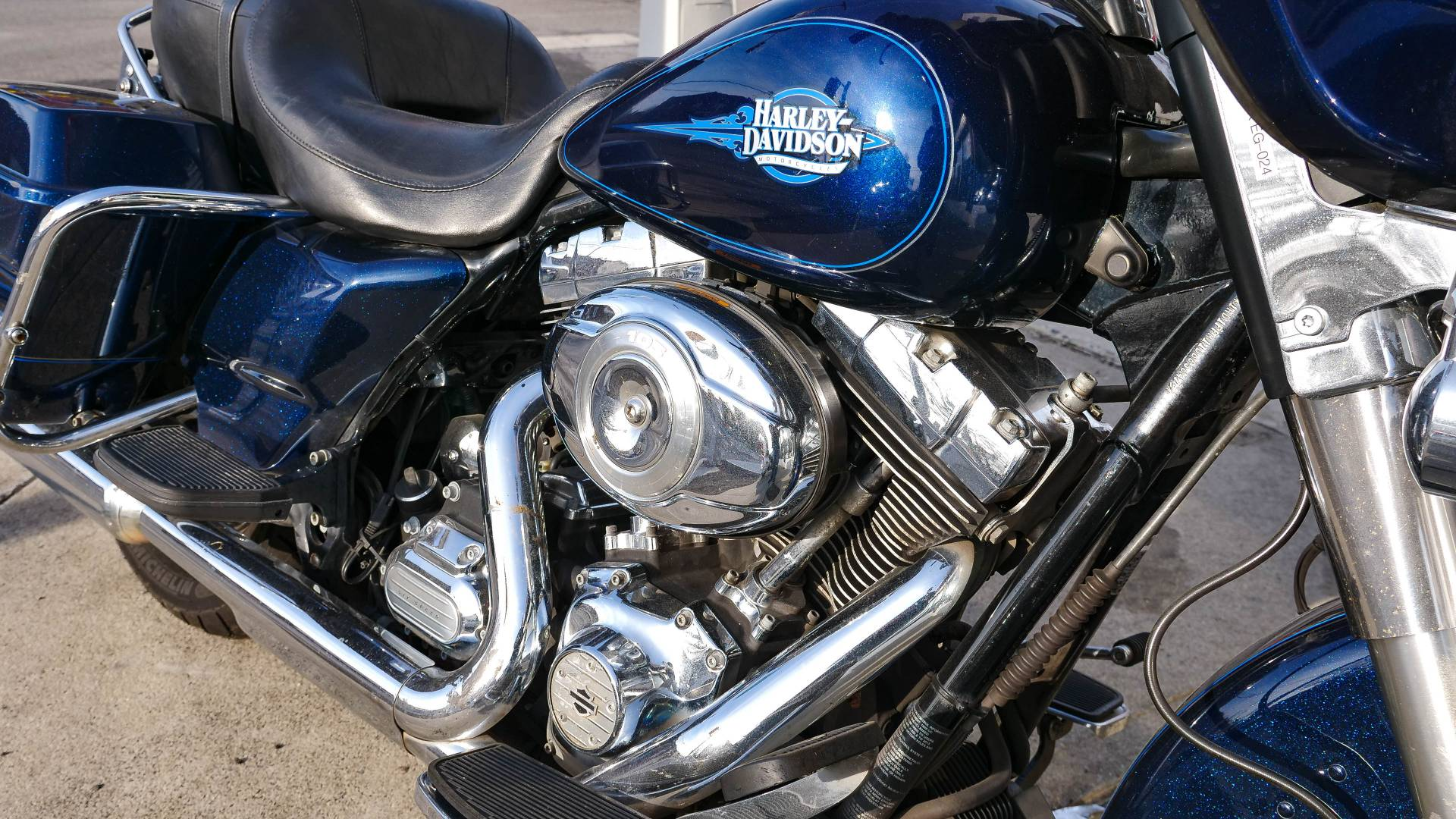 2013 Harley-Davidson Electra Glide® Classic in Oakdale, New York - Photo 12