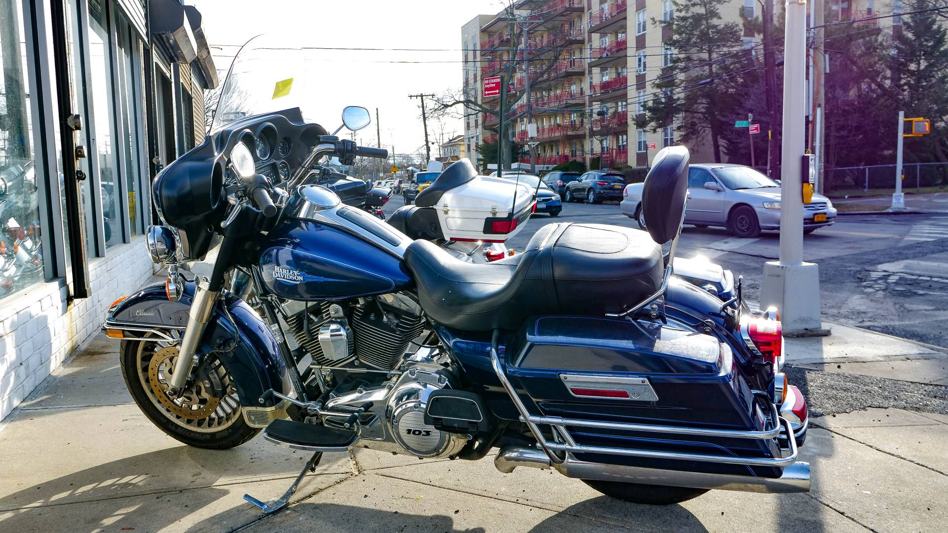 2013 Harley-Davidson Electra Glide® Classic in Oakdale, New York - Photo 16