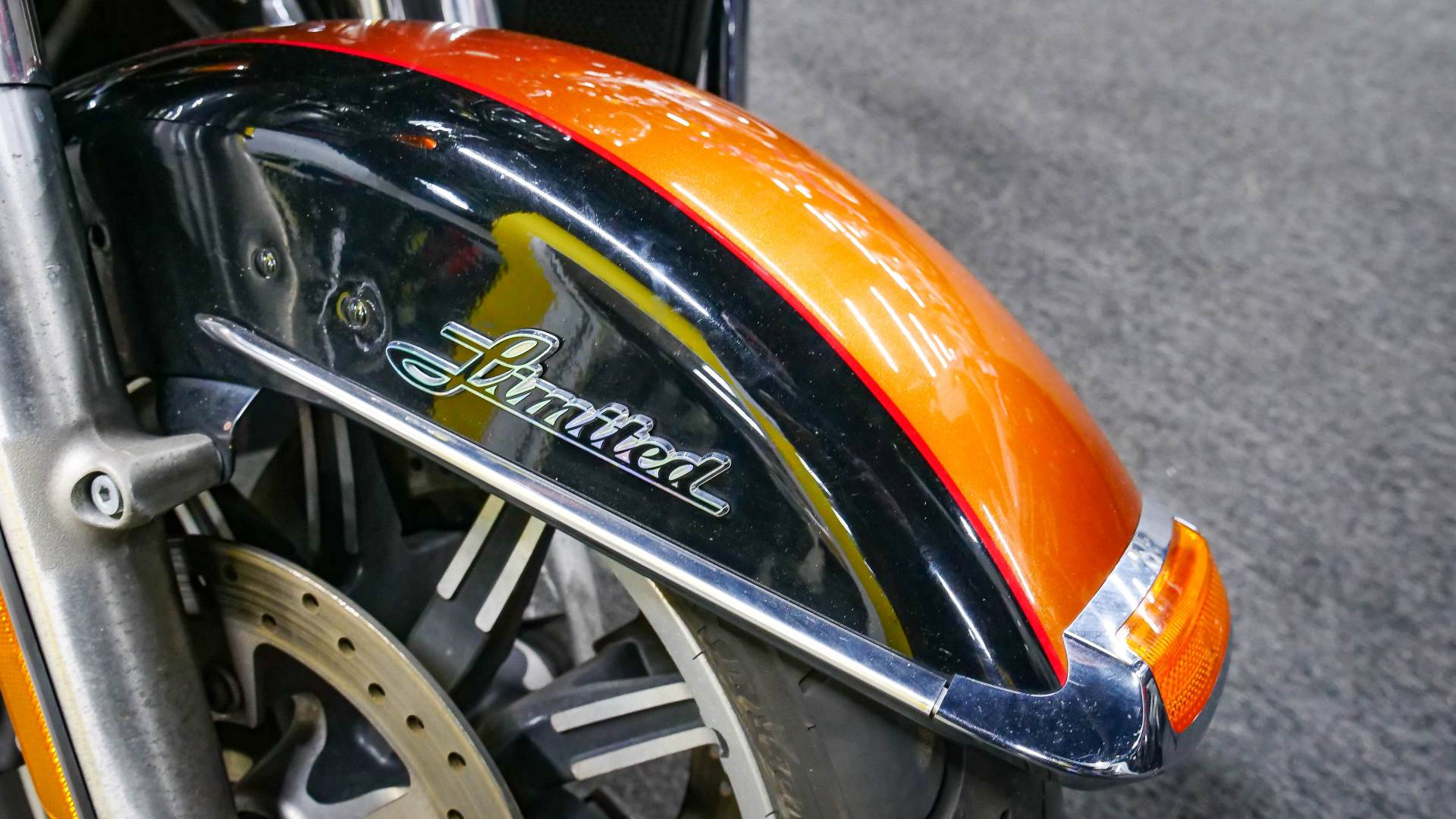 2014 Harley-Davidson Ultra Limited in Oakdale, New York - Photo 17