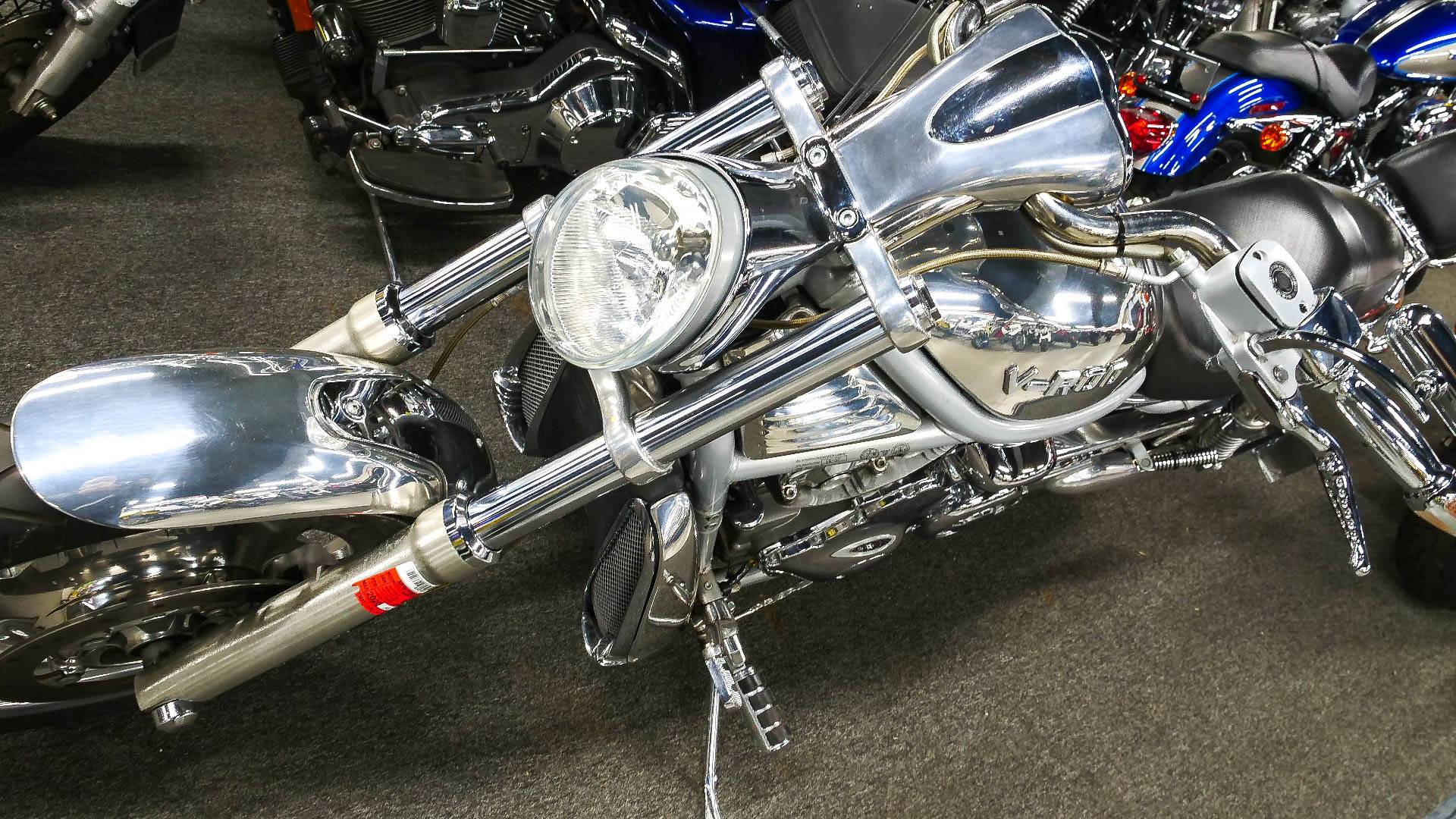 2003 Harley-Davidson VRSCA  V-Rod® in Oakdale, New York - Photo 3