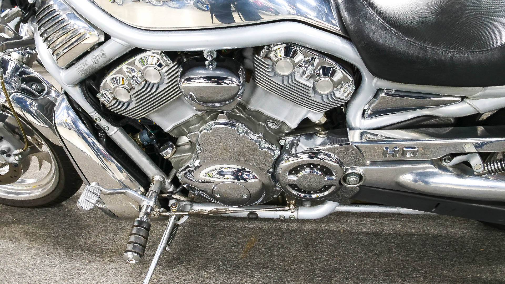 2003 Harley-Davidson VRSCA  V-Rod® in Oakdale, New York - Photo 10