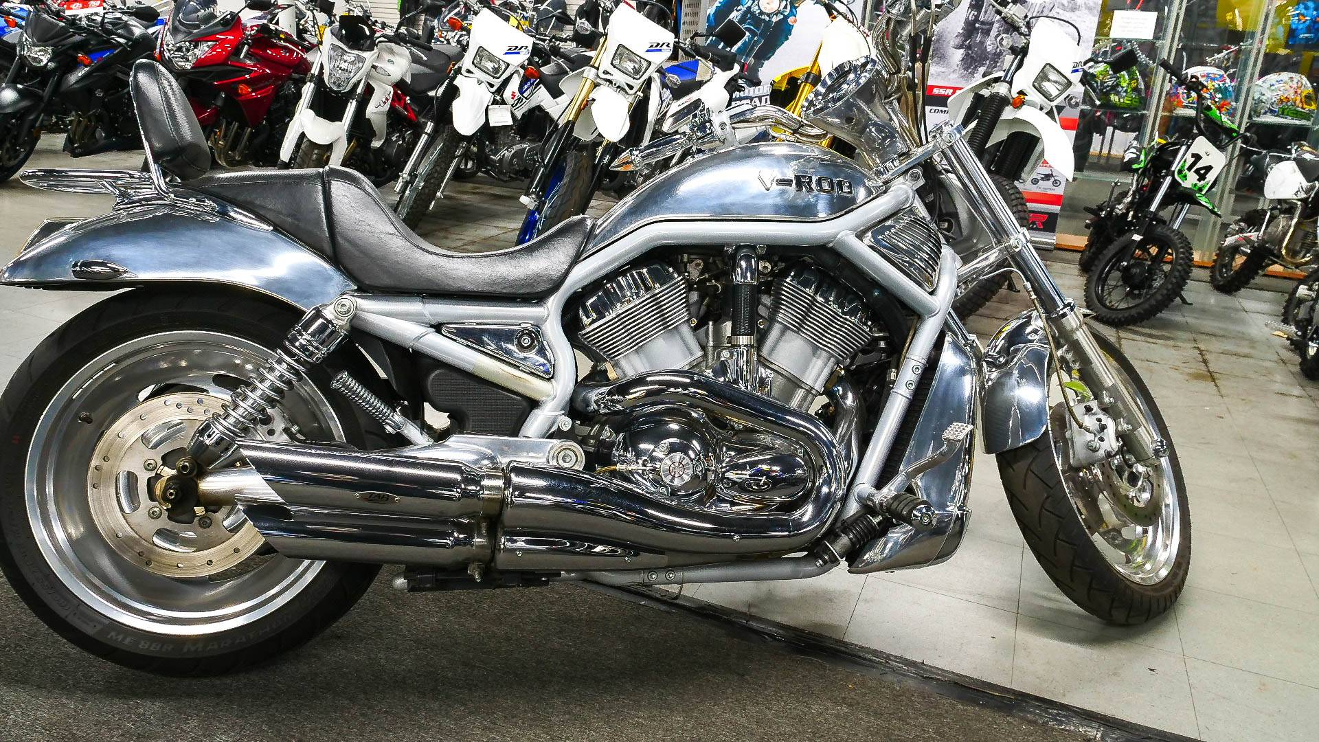 2003 Harley-Davidson VRSCA  V-Rod® in Oakdale, New York - Photo 16