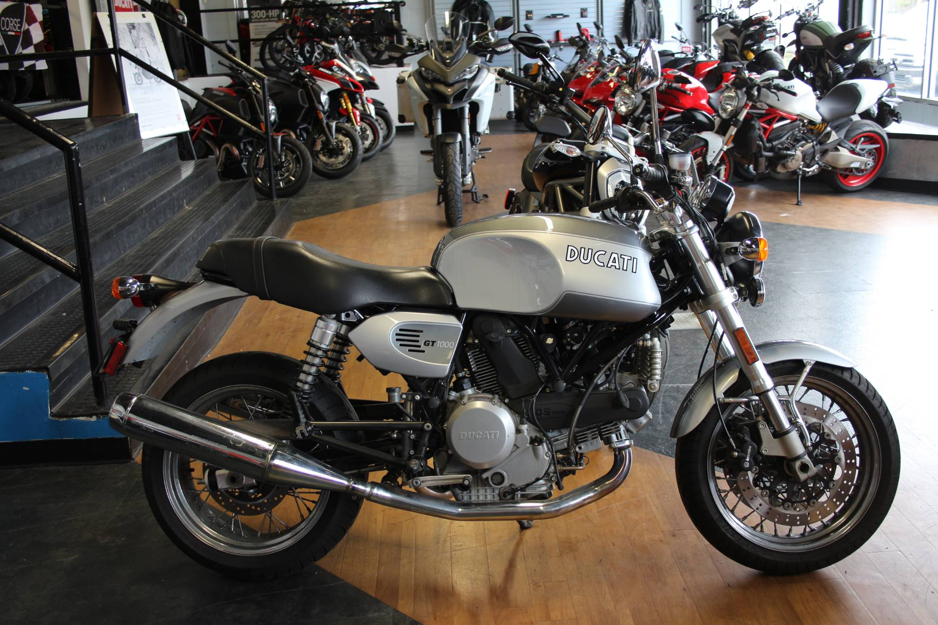 2008 Ducati SportClassic GT 1000 in Oakdale, New York - Photo 1