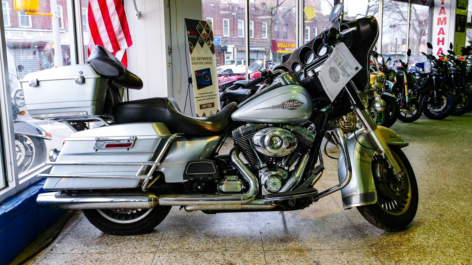 2012 Harley-Davidson Electra Glide® Classic in Oakdale, New York - Photo 7