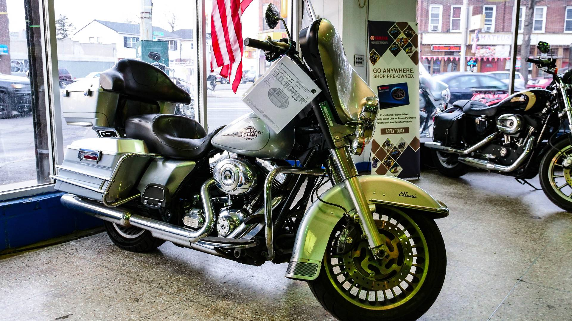 2012 Harley-Davidson Electra Glide® Classic in Oakdale, New York - Photo 12