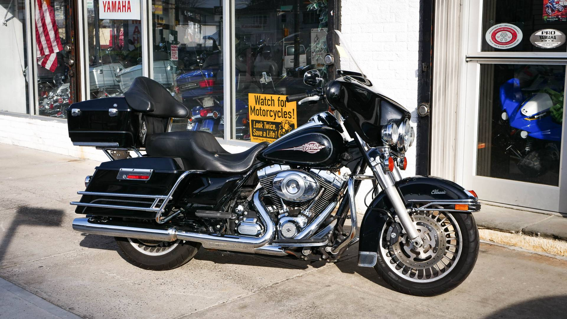 2012 Harley-Davidson Electra Glide® Classic in Oakdale, New York - Photo 1
