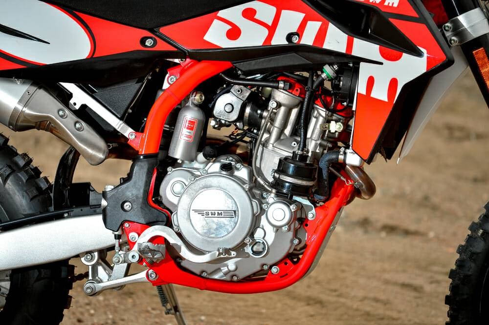 2020 SWM Motorcycles RS 500 R in Oakdale, New York - Photo 4