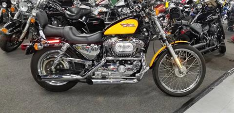2001 Harley-Davidson XL 1200C Sportster® 1200 Custom in Oakdale, New York - Photo 1