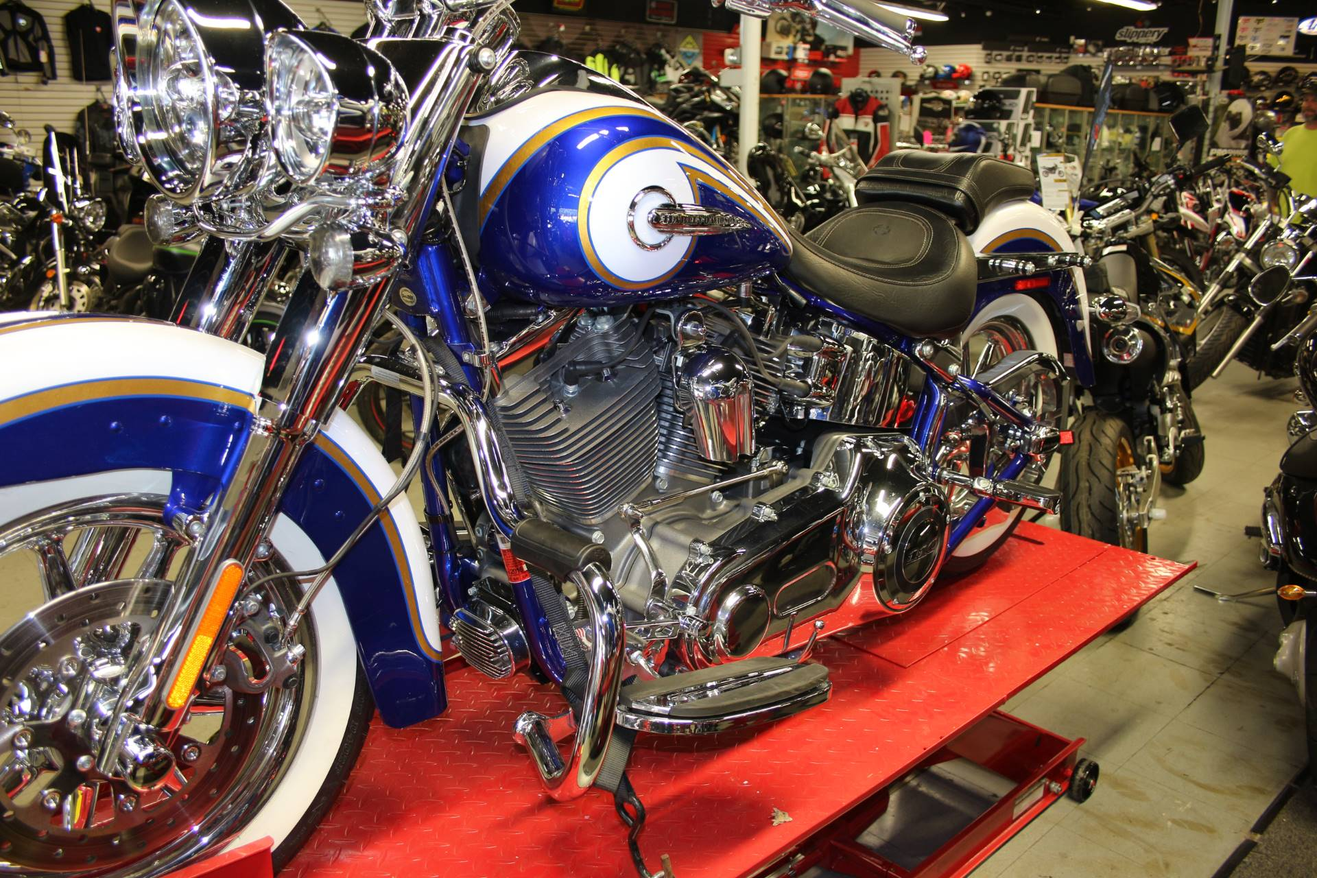 2014 Harley-Davidson CVO™ Softail® Deluxe in Oakdale, New York