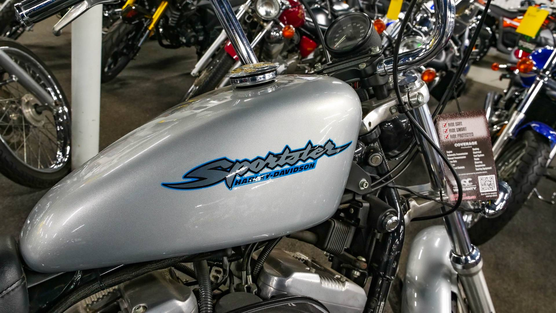 2005 Harley-Davidson Sportster® XL 883 in Oakdale, New York - Photo 5