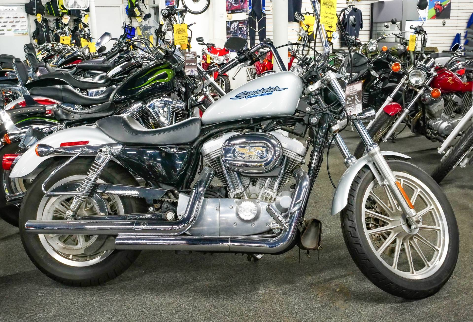 2005 Harley-Davidson Sportster® XL 883 in Oakdale, New York - Photo 1