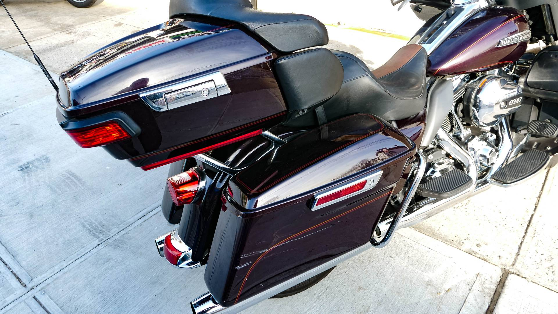 2014 Harley-Davidson Electra Glide® Ultra Classic® in Oakdale, New York - Photo 3