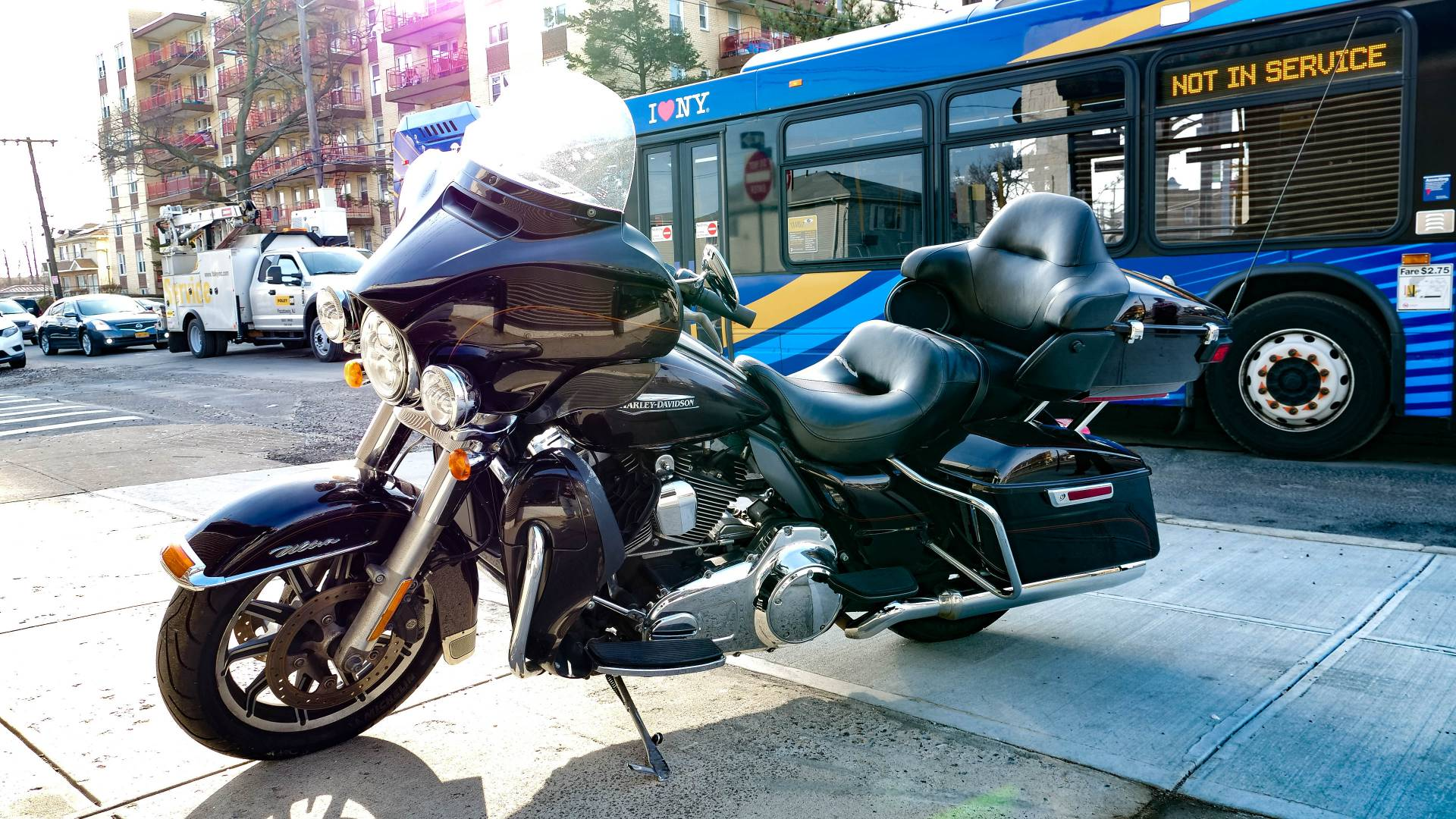 2014 Harley-Davidson Electra Glide® Ultra Classic® in Oakdale, New York - Photo 1