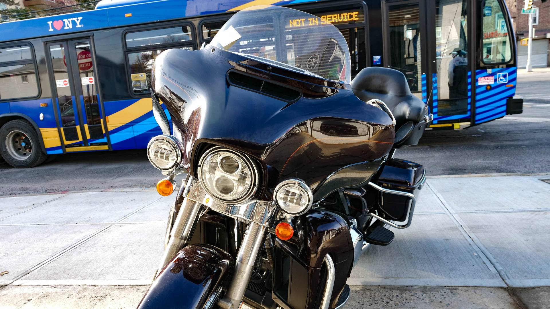 2014 Harley-Davidson Electra Glide® Ultra Classic® in Oakdale, New York - Photo 9