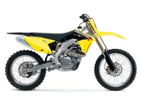 2016 Suzuki RM-Z450 in Flagstaff, Arizona