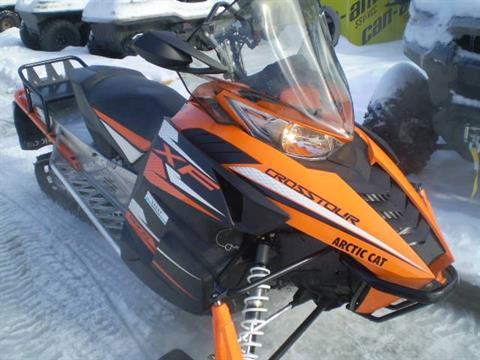2015 Arctic Cat XF 9000 CrossTour ES in Lancaster, New Hampshire
