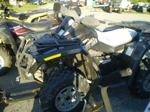 2009 Can-Am Outlander™ XT™ 500 EFI in Lancaster, New Hampshire