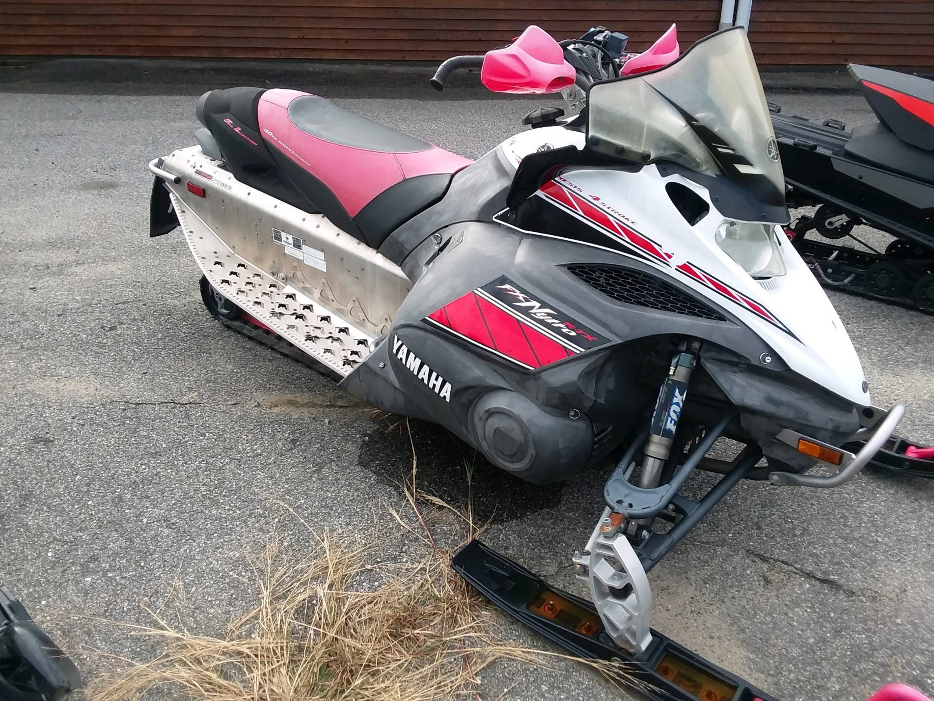 2008 Yamaha NYTRO RTX in Lancaster, New Hampshire - Photo 1