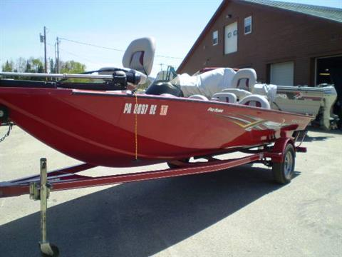 2009 Smoker Craft 171 Pro Bass in Lancaster, New Hampshire