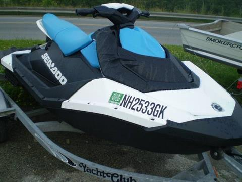 2018 Sea-Doo SPARK 3up 900 H.O. ACE iBR & Convenience Package Plus in Lancaster, New Hampshire