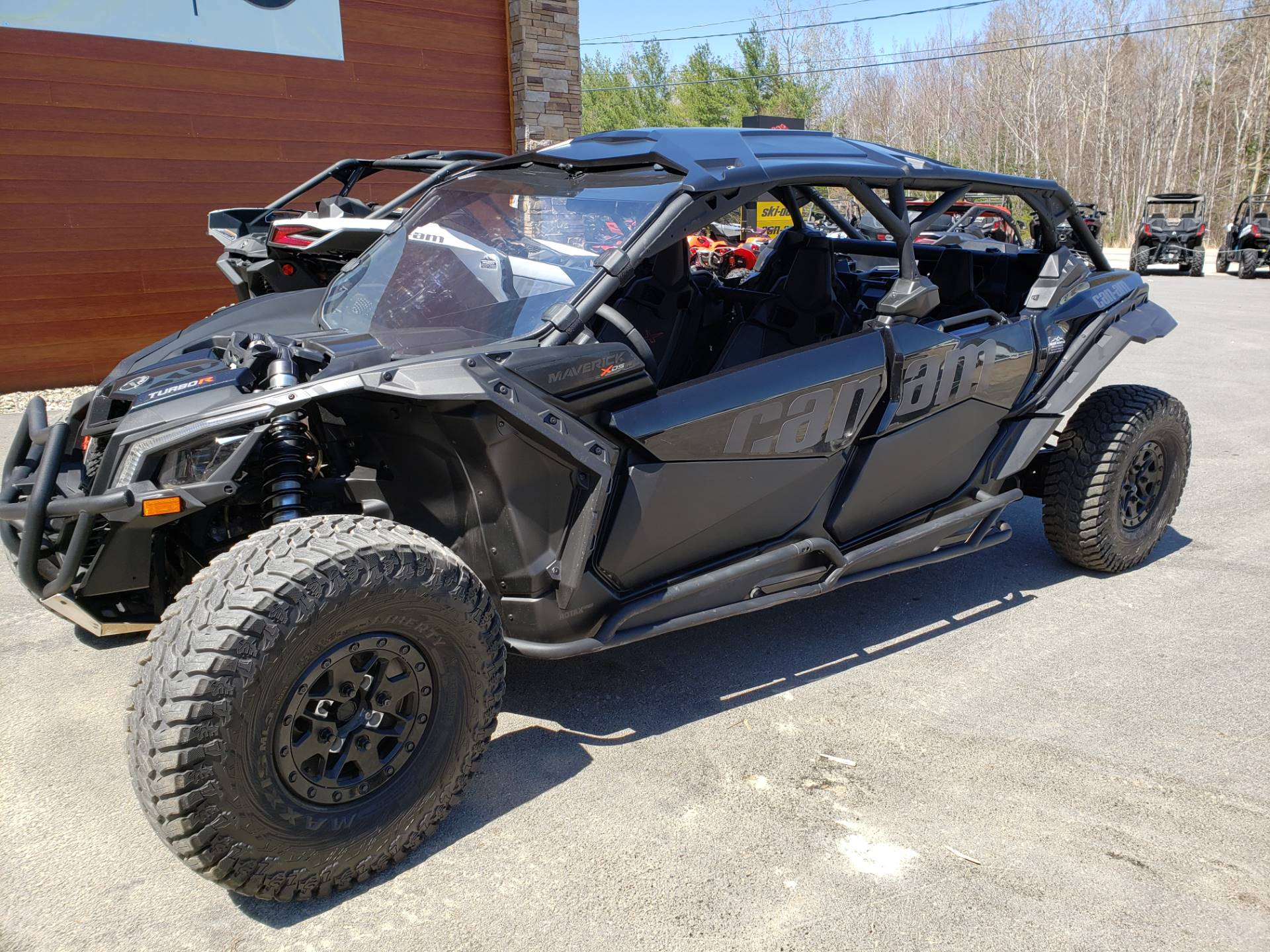 2019 Can-Am Maverick X3 Max X ds Turbo R in Lancaster, New Hampshire - Photo 2