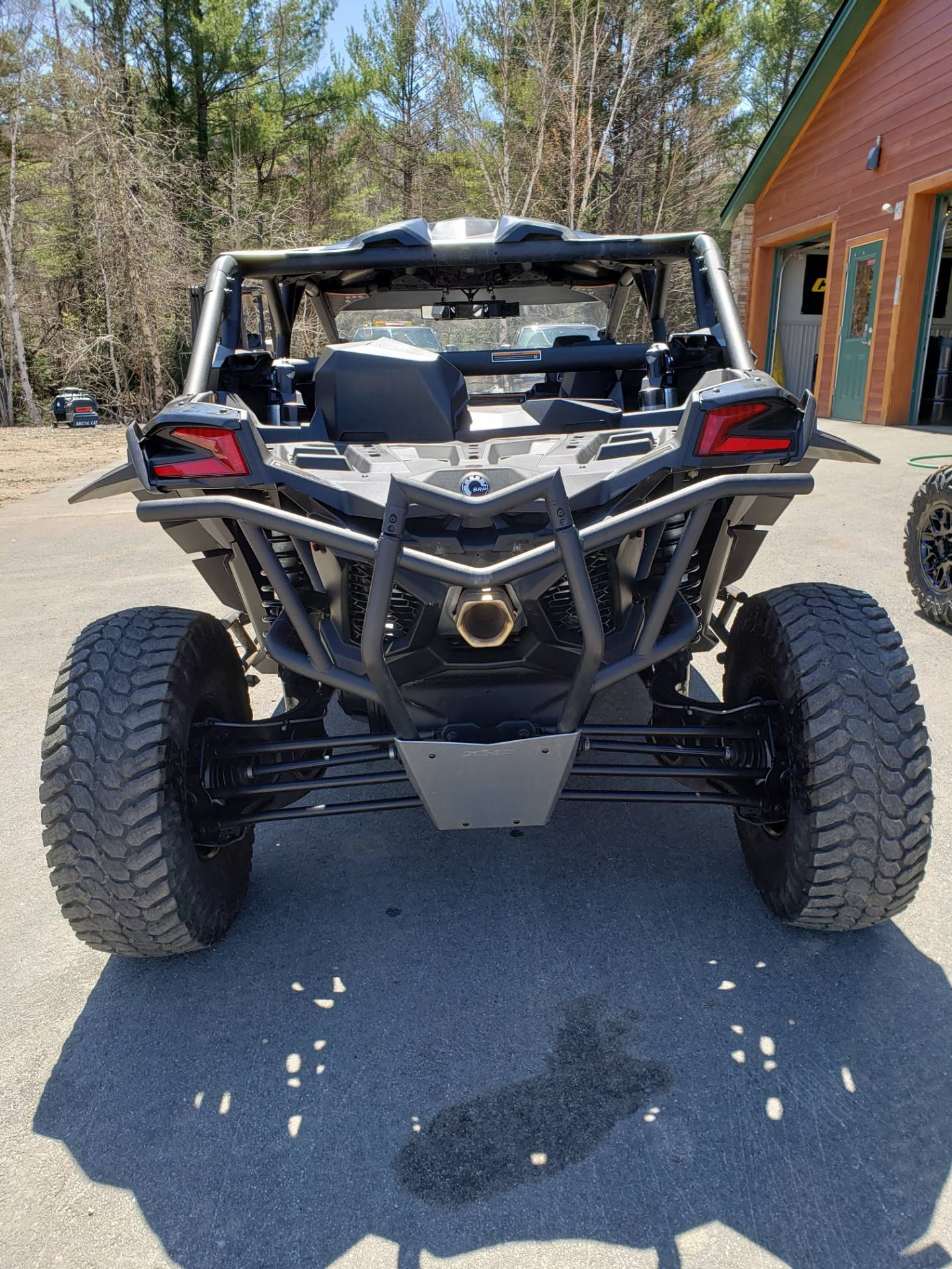 2019 Can-Am Maverick X3 Max X ds Turbo R in Lancaster, New Hampshire - Photo 3