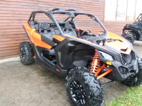 2021 Can-Am Maverick X3 DS Turbo in Lancaster, New Hampshire - Photo 4
