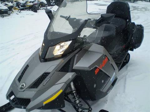 2015 Ski-Doo GT SE 1200 in Lancaster, New Hampshire