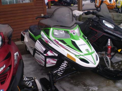 2014 Arctic Cat F5 in Lancaster, New Hampshire