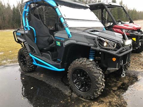 2016 Can-Am Commander XT 800R in Lancaster, New Hampshire