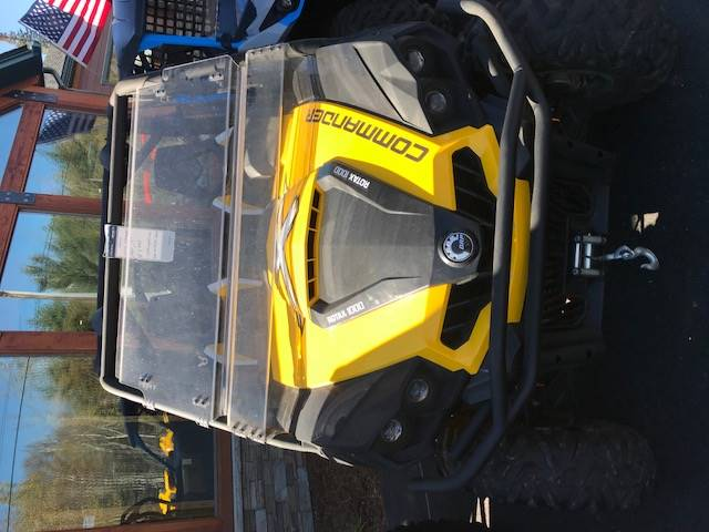 2013 Can-Am Commander™ X® 1000 in Lancaster, New Hampshire