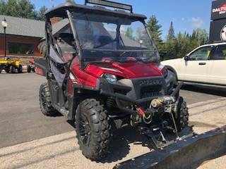 2014 Polaris Ranger® 800 EPS LE in Lancaster, New Hampshire